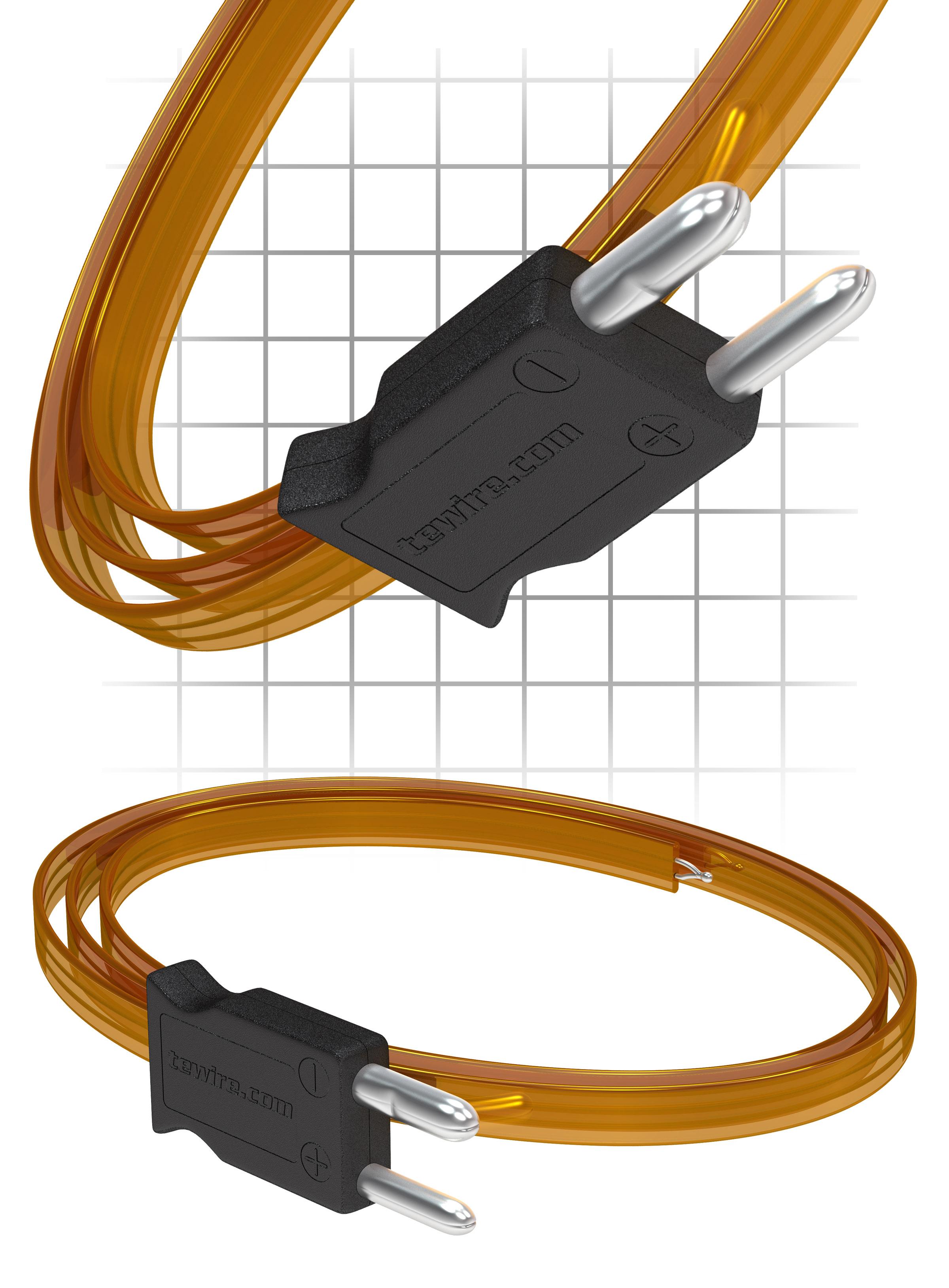 Accuflex Low Profile Thermocouple Cable Assemblies Te